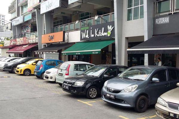 For Rent Shop at Metro Genting Klang, Setapak Leasehold Unfurnished 0R/0B 7.5k