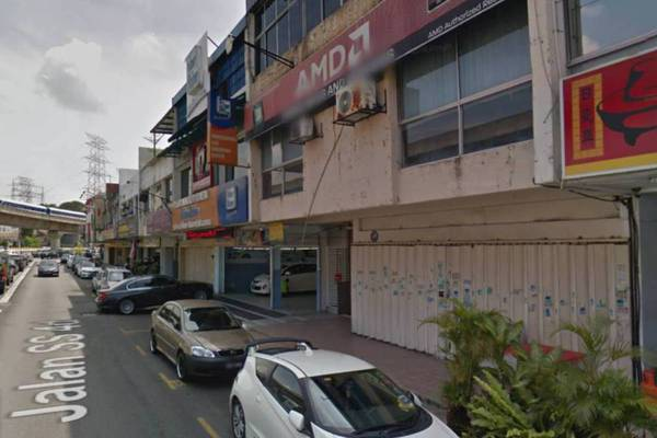 For Rent Shop at SS4, Kelana Jaya Freehold Unfurnished 0R/0B 16k
