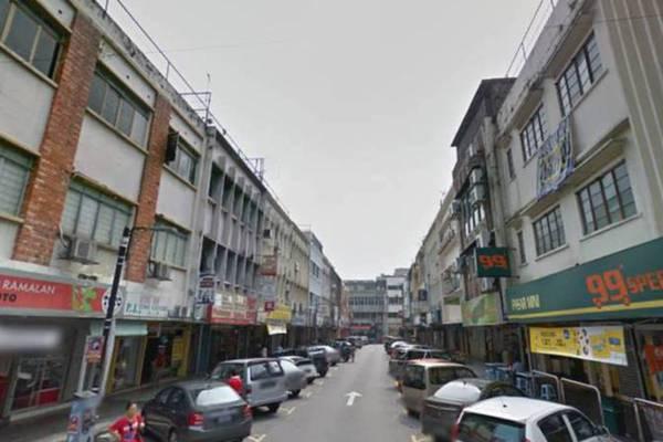 For Rent Shop at Section 52, Petaling Jaya  Unfurnished 0R/0B 8.5k