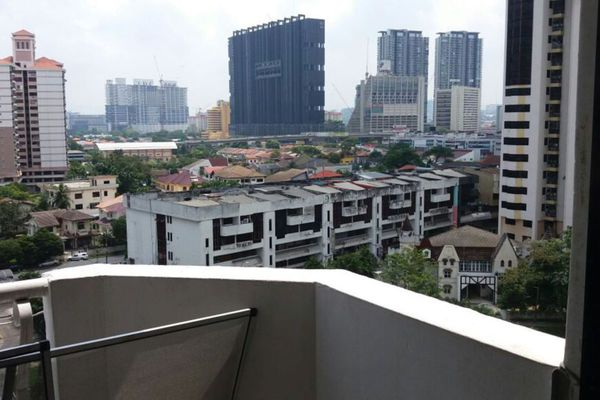 For Rent Condominium at One Ampang Avenue, Ampang Leasehold Fully Furnished 3R/2B 2.15k