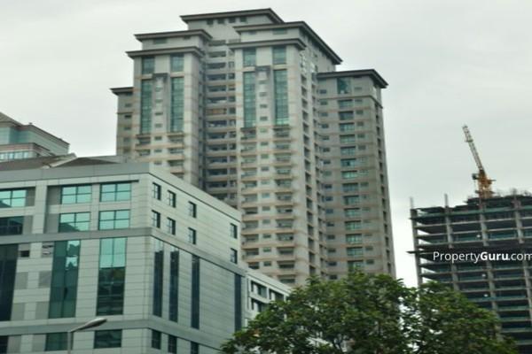 For Sale Condominium at Menara Avenue, KLCC Freehold Unfurnished 5R/4B 950k