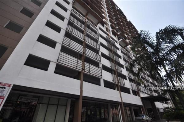 For Sale Condominium at Diamond Residences, Setapak Freehold Unfurnished 3R/2B 470k