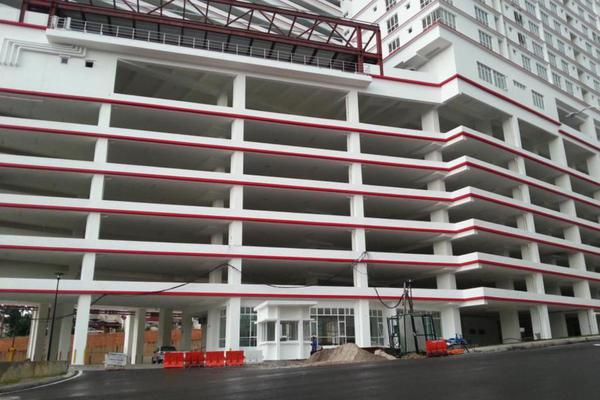 For Sale Condominium at Imperial Residence, Cheras South Freehold Unfurnished 3R/2B 550k