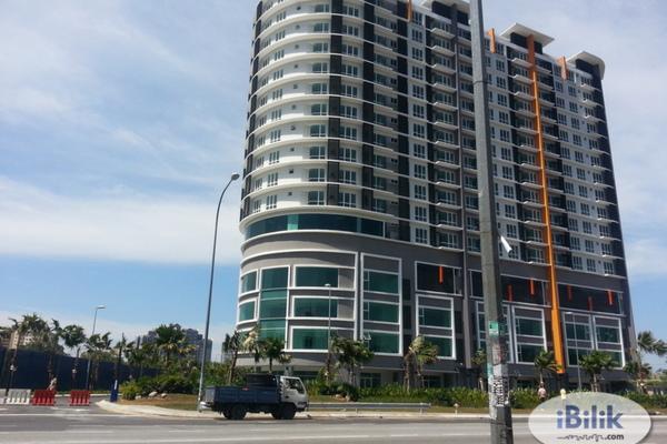 For Sale Condominium at Tiara Mutiara, Old Klang Road Freehold Semi Furnished 3R/2B 400k