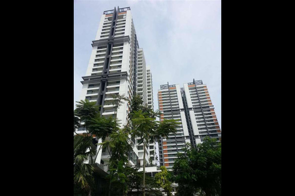 For Sale Condominium at A'Marine, Bandar Sunway Leasehold Unfurnished 4R/3B 1m