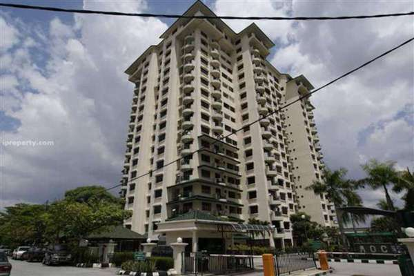 For Sale Condominium at Mutiara Oriental, Tropicana Freehold Unfurnished 3R/2B 670k