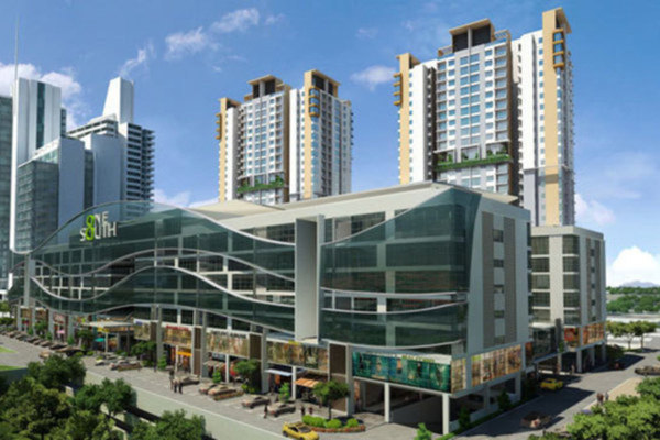 For Sale Condominium at Gardenz @ One South, Seri Kembangan Leasehold Unfurnished 3R/2B 550k