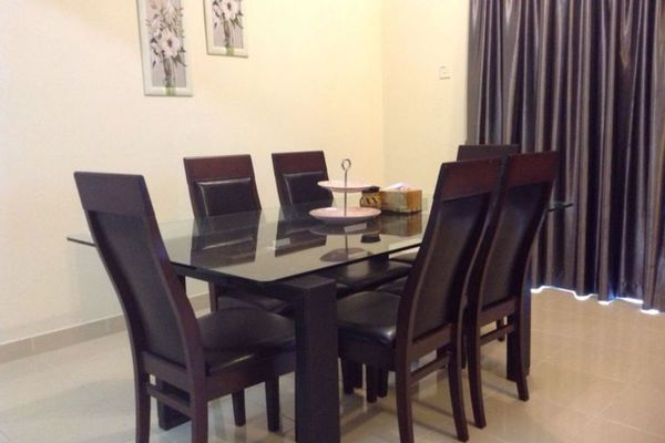 For Sale Condominium at Platinum Hill PV8, Setapak Freehold Semi Furnished 4R/2B 670k