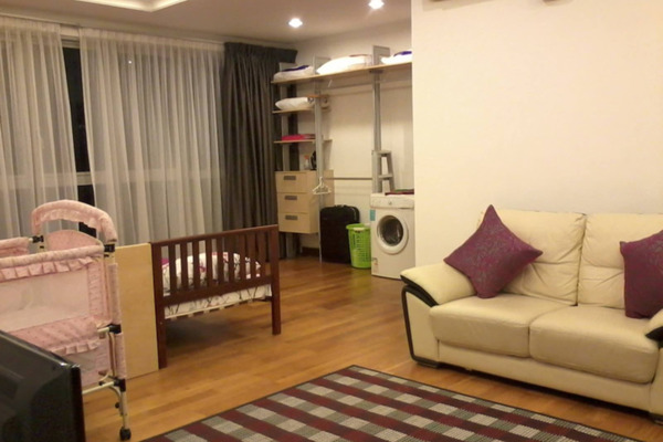 For Sale Condominium at Regalia, Putra Freehold Semi Furnished 1R/1B 500k