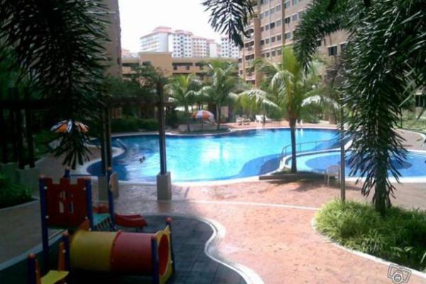For Rent Condominium at Cengal Condominium, Bandar Sri Permaisuri Leasehold Unfurnished 3R/2B 1.3k