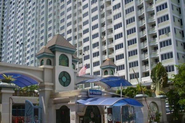 For Rent Condominium at The Heritage, Seri Kembangan Leasehold Semi Furnished 3R/2B 3.2k