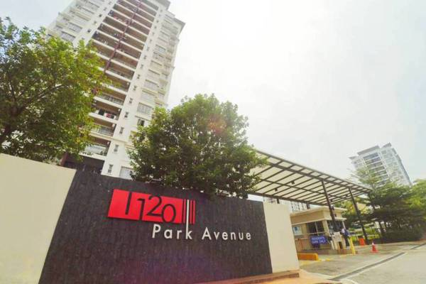 For Rent Condominium at 1120 Park Avenue, PJ South Leasehold Semi Furnished 3R/2B 1.4k