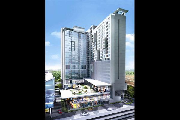 For Rent Condominium at Flexis @ One South, Seri Kembangan Leasehold Semi Furnished 2R/2B 2k