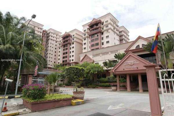For Rent Condominium at Tiara Faber, Taman Desa Freehold Fully Furnished 3R/2B 1.3k