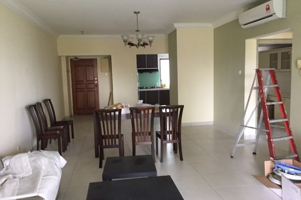 For Rent Condominium at Angkupuri, Mont Kiara Freehold Fully Furnished 3R/2B 2.9k