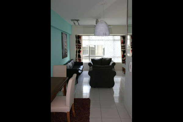 For Rent Condominium at 38 Bidara, Bukit Ceylon Freehold Fully Furnished 1R/1B 2k