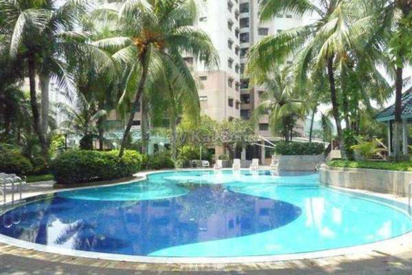 For Rent Condominium at Angkupuri, Mont Kiara Freehold Semi Furnished 3R/2B 3.4k
