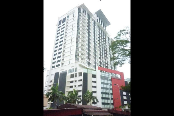 For Rent Condominium at Pertama Residency, Cheras Leasehold Semi Furnished 1R/1B 1.8k