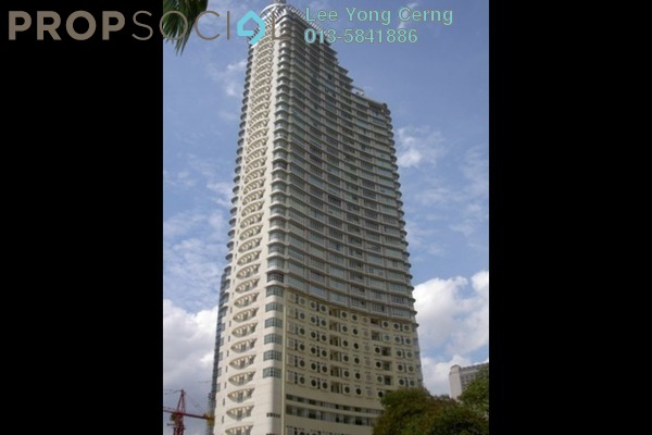 For Sale Condominium at Park View, KLCC Freehold Unfurnished 1R/1B 780k