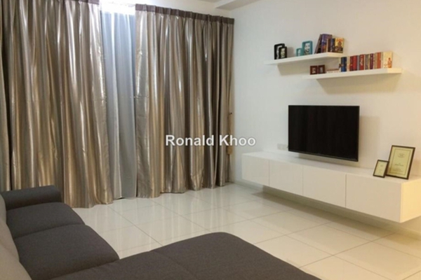 For Sale Condominium at LaCosta, Bandar Sunway Leasehold Fully Furnished 3R/3B 1.25m