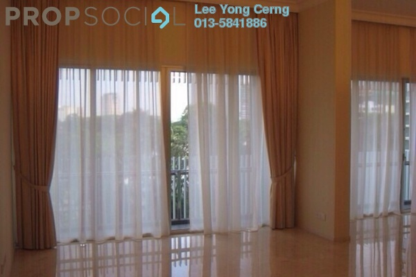 For Sale Condominium at Dua Residency, KLCC Freehold Semi Furnished 5R/5B 1.95m