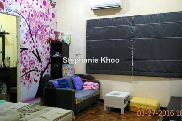 For Sale Terrace at Wangsa Jaya, Wangsa Maju Leasehold Semi Furnished 4R/3B 950k