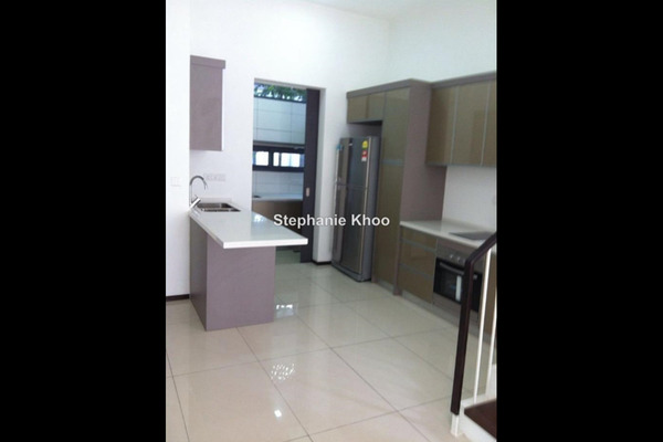 For Sale Terrace at The Breezeway, Desa ParkCity Freehold Semi Furnished 4R/5B 2.99m