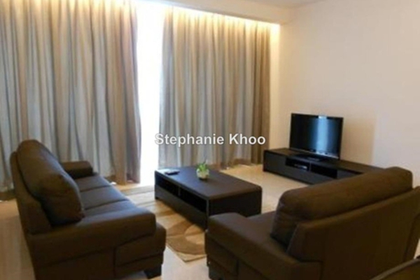 For Sale Condominium at Platinum Hill PV2, Setapak Leasehold Semi Furnished 3R/2B 580k