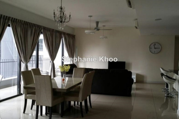 For Rent Condominium at Five Stones, Petaling Jaya Leasehold Fully Furnished 5R/5B 5.5k