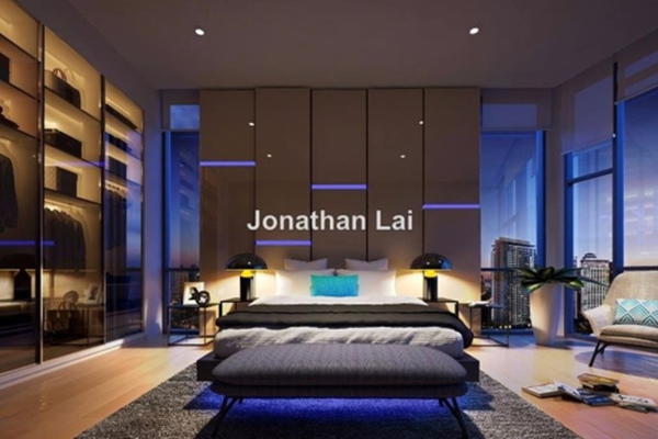 For Sale Serviced Residence at Star Residences, Kuala Lumpur Leasehold Semi Furnished 1R/1B 1.29m