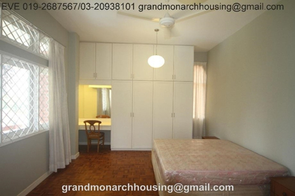 For Rent Condominium at Earls Court, Ukay Leasehold Semi Furnished 3R/3B 4.7k