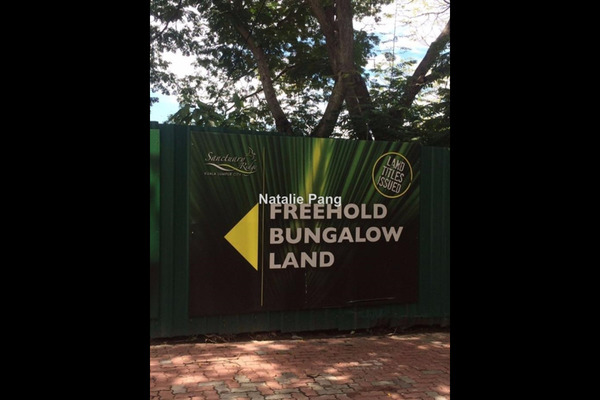 For Sale Land at Sanctuary Ridge, Gasing Heights Leasehold Unfurnished 0R/0B 7m