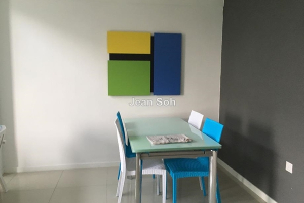 For Sale Condominium at D'Latour, Bandar Sunway Leasehold Semi Furnished 3R/2B 650k