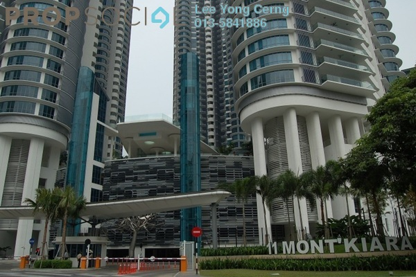 For Sale Condominium at 11 Mont Kiara, Mont Kiara Freehold Semi Furnished 3R/4B 4.7百万