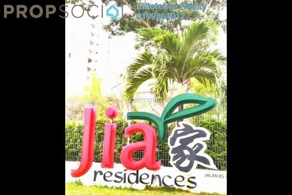 For Sale Terrace at JIA Residences, Seri Kembangan Freehold Semi Furnished 5R/5B 1.3m