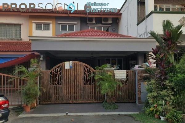For Sale Terrace at BSP 21, Bandar Saujana Putra Leasehold Unfurnished 4R/3B 450k