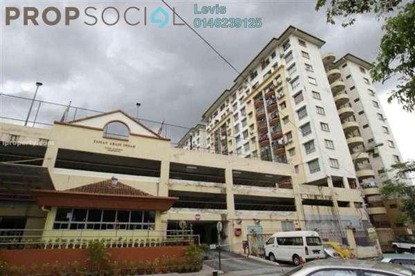 For Rent Condominium at Taman Abadi Indah, Taman Desa Leasehold Fully Furnished 3R/2B 1.3k