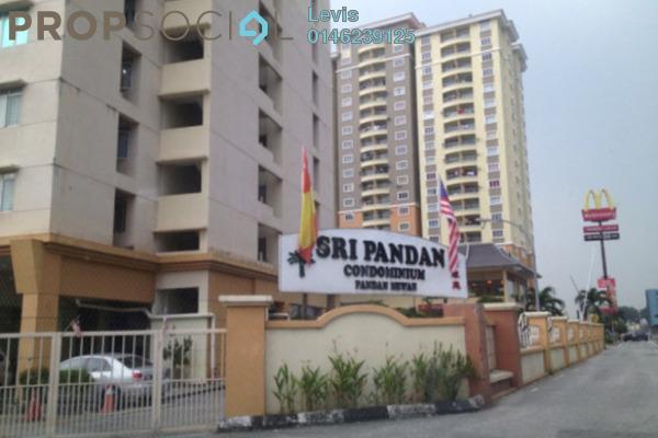 For Rent Condominium at Sri Pandan, Pandan Indah Leasehold Fully Furnished 3R/2B 1.8k