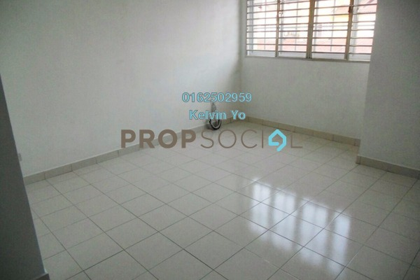 For Rent Apartment at Prima Saujana, Kepong Leasehold Fully Furnished 3R/3B 1.1k