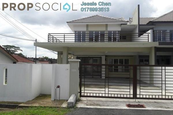 For Rent Terrace at Taman Ban Aik, Seremban Freehold Unfurnished 4R/3B 1.2k