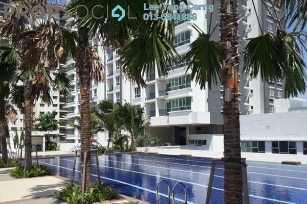 For Sale Condominium at Zenith Residences, Kelana Jaya Leasehold Unfurnished 2R/2B 540k