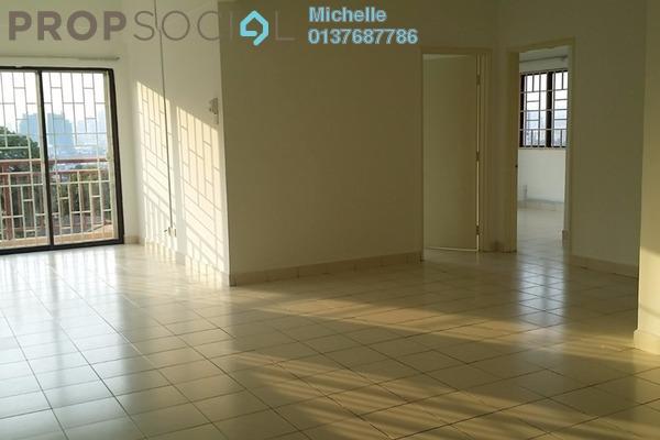 For Sale Condominium at Glen View Villa, Cheras Leasehold Unfurnished 3R/2B 395k