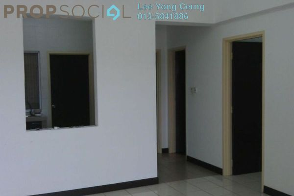 For Sale Condominium at Segar View, Cheras Freehold Semi Furnished 3R/2B 630k