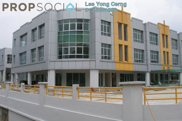 For Sale Office at Kuchai Business Park, Kuchai Lama Freehold Unfurnished 0R/0B 2.15m