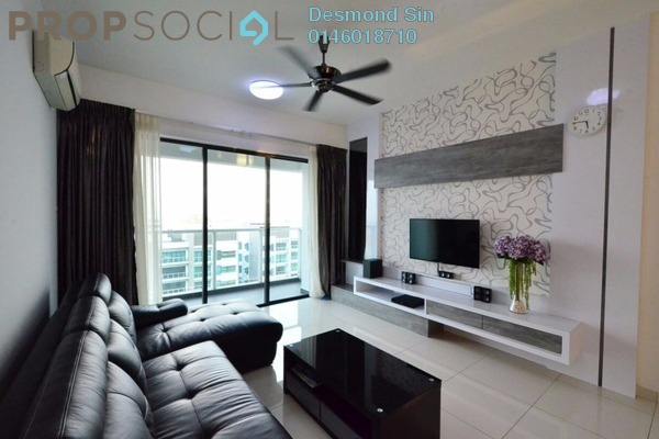 For Rent Condominium at The Light Linear, The Light Freehold Unfurnished 3R/3B 2.2k