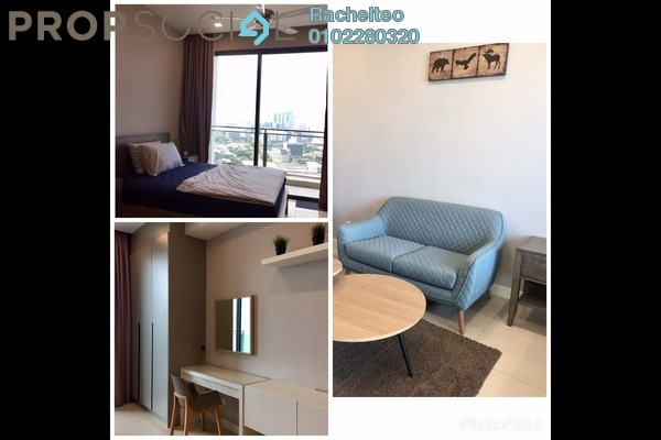 For Rent Condominium at Nadi Bangsar, Bangsar Freehold Fully Furnished 1R/1B 3k