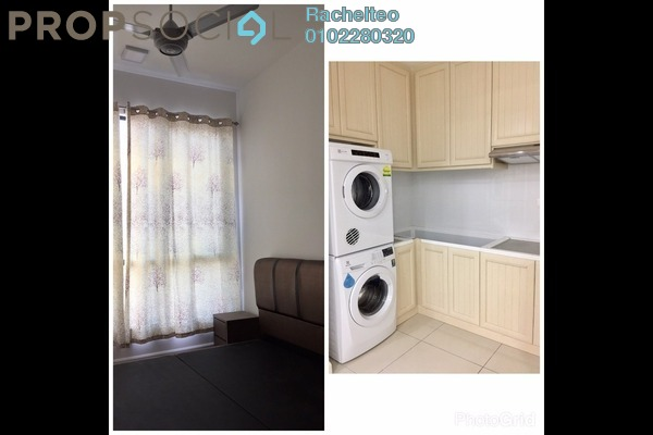 For Rent Condominium at Nadi Bangsar, Bangsar Freehold Fully Furnished 1R/1B 3.8k