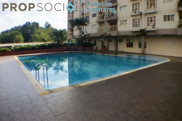 For Rent Condominium at Cahaya Permai, Bandar Putra Permai Leasehold Unfurnished 3R/2B 1k
