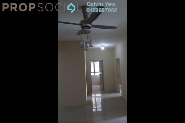 For Rent Condominium at Mutiara Anggerik, Shah Alam Leasehold Semi Furnished 3R/2B 1.8k