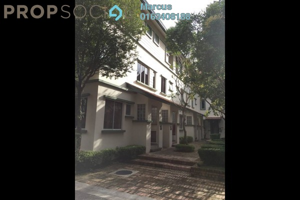 For Sale Terrace at Adora, Desa ParkCity Freehold Semi Furnished 3R/3B 1.79m